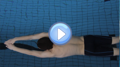 body tension front crawl freestyle